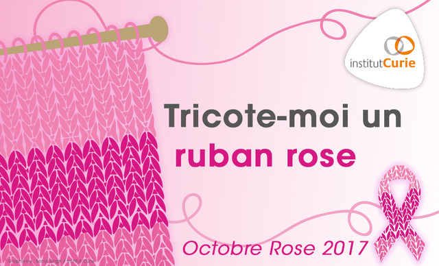 tricotons Octobre Rose