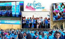 Course Enfants sans cancer