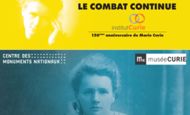 150 ans Marie Curie