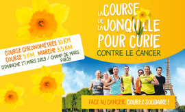 Jonquille course